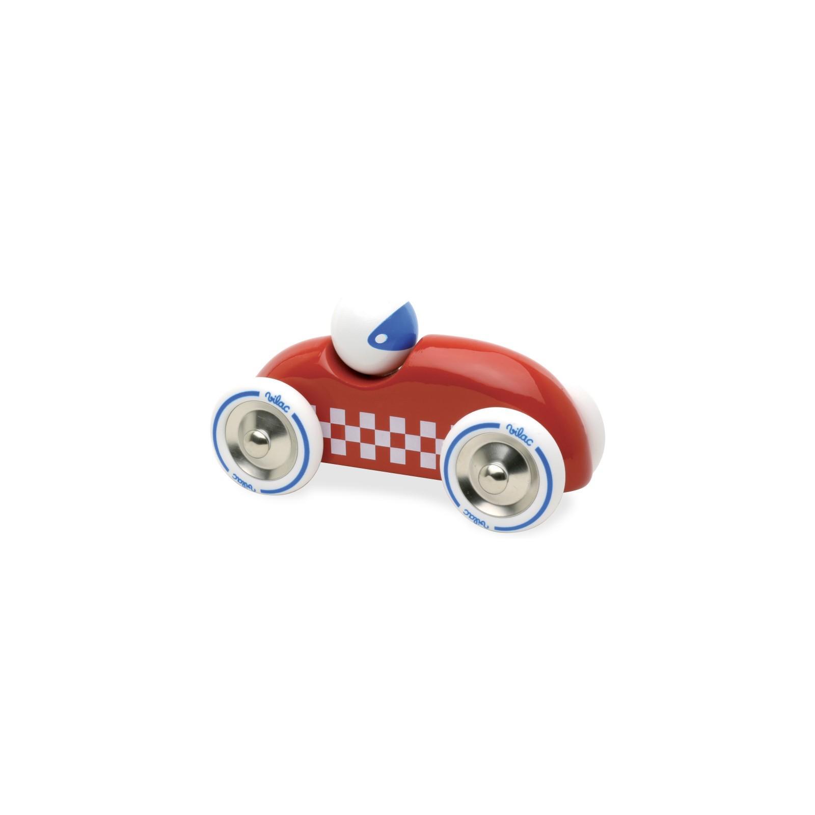 Vilac Dřevěné autíčko GM Rally červené
