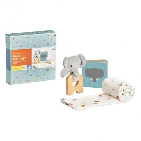 Petitcollage Dárkový set pro miminka slon