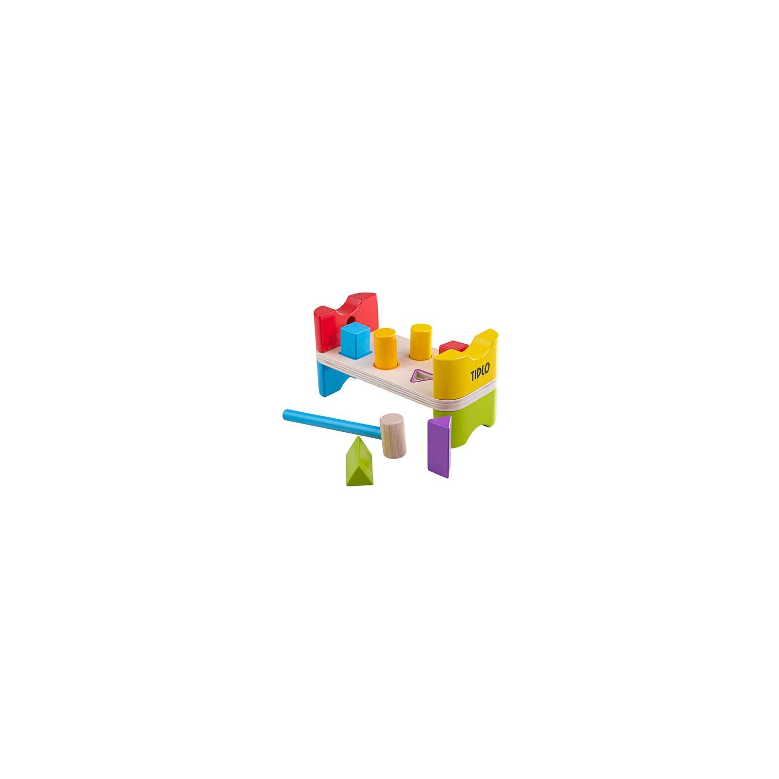 Tidlo Zatloukačka barvy a tvary