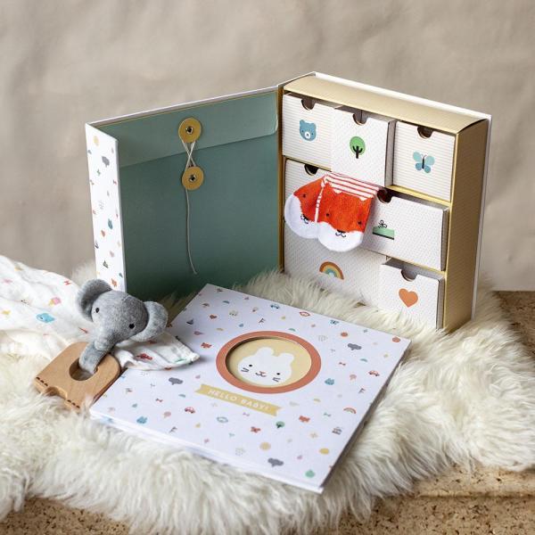Petit Collage Krabička vzpomínek Baby