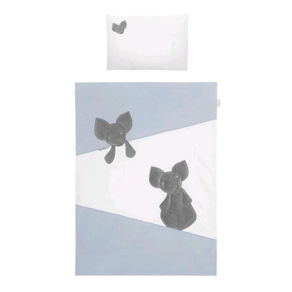 5-dílné ložní povlečení Belisima Mouse