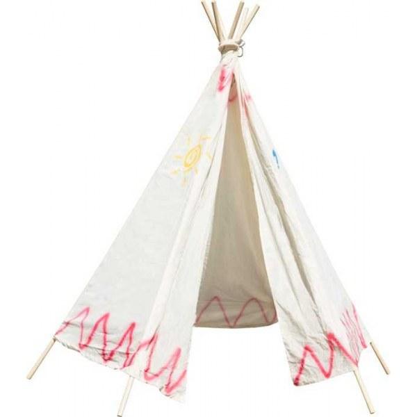 Small Foot Týpí indiánské teepee