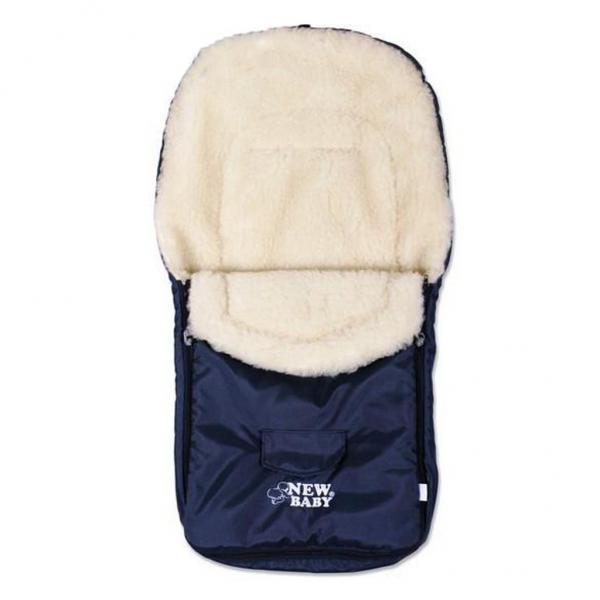 Zimní fusák New Baby Classic Wool