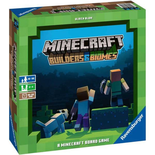 RAVENSBURGER Hra strategická Minecraft *SPOLEČENSKÉ HRY*