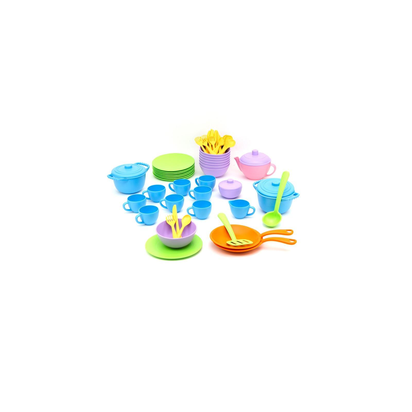 Green Toys Jídelní a kávový set