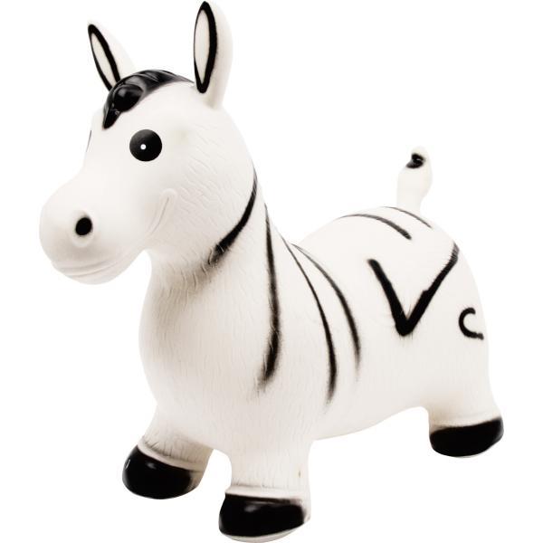 Small Foot Nafukovací hopsadlo zebra